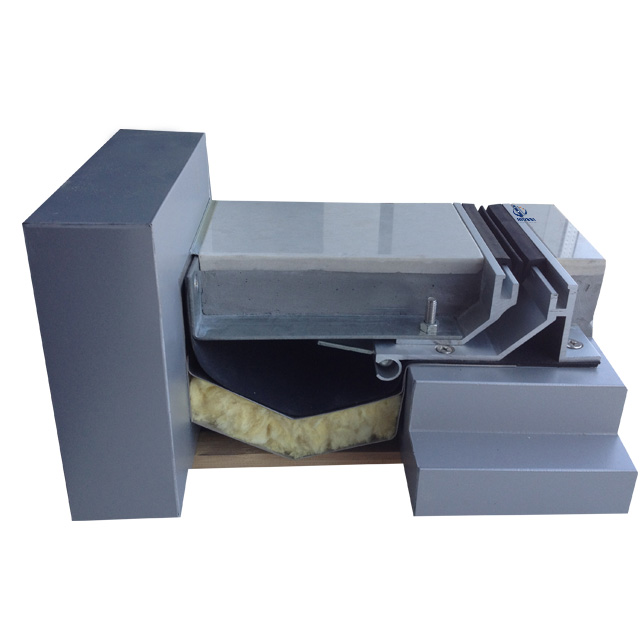 Expansion Joint Covers : Aluminum seismic floor corner expansion joint cover msd qszj