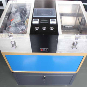 Handset antibacterial waterproofing film plating machine