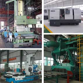 Crane Manufacturing Machines and Manufacturing Line 2