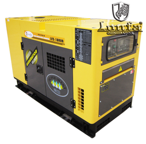 25kVA CUMMINS ENGINED SILENT DIESEL GENERATOR (LF12/100A)