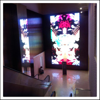 Indoor SMD P5mm Full Color LED Signage Display Screen