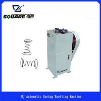 DJ Automatic Spring Knotting Machine
