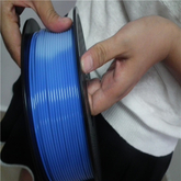 1.75mm/3.0mm 1Kg Spool Bule to Natural Color Changing by Temperature 3D Filament