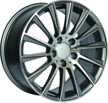 W0101 Replica Alloy Wheel / Wheel Rim for mercedes-benz A B C E S