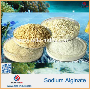 Alginate de sodium