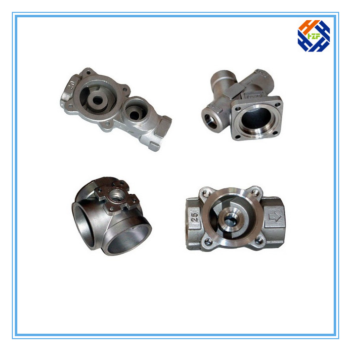 Stainless Steel Auto Spare Part Price-3
