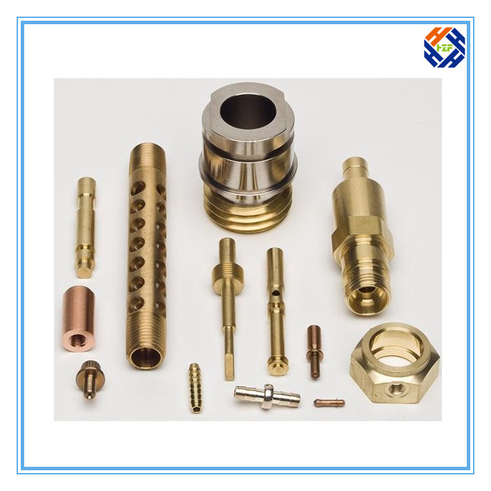 Brass Fasteners Bolt by CNC Machining-5