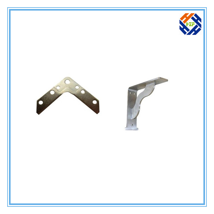 Steel Bracket Corner Brace Made by High Speed Punching Machine-5