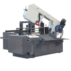 BS-650G CNC Metal cutting band saw machine