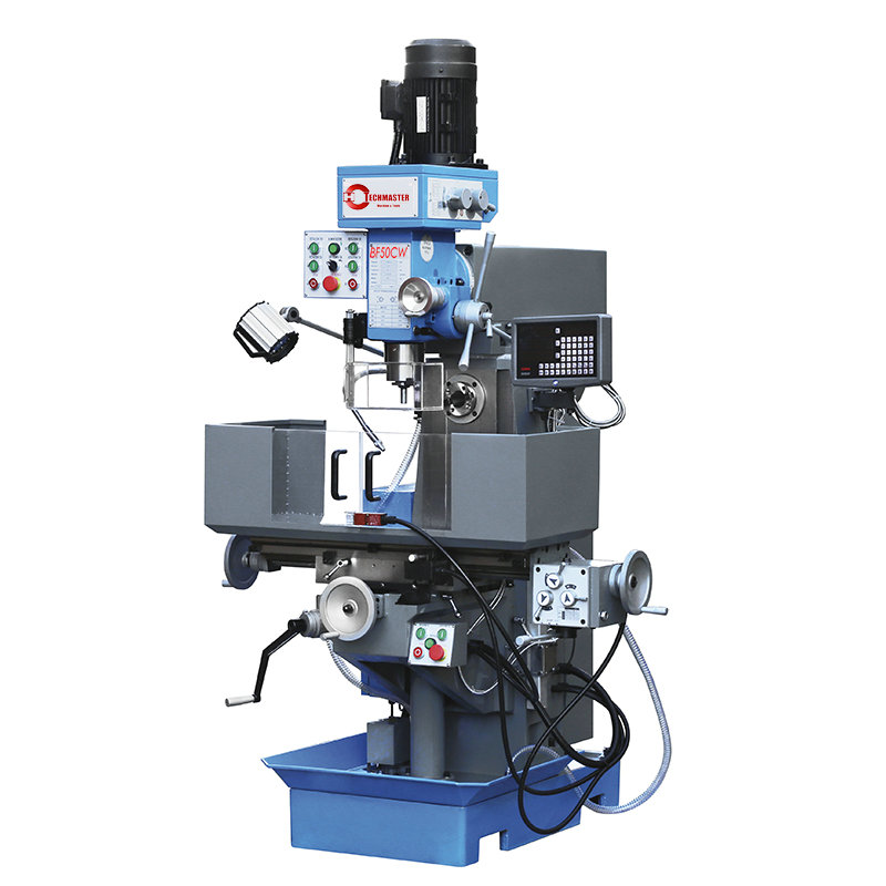 Gear Head with Horizontal Head Milling Machine (BF50CW)