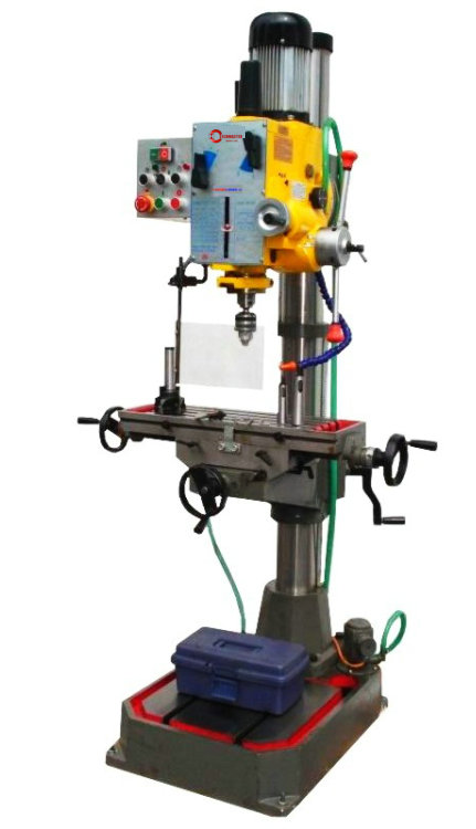 FULLY INDUSTRIAL DRILLING AND MILLING MACHINE ZX-40BPC