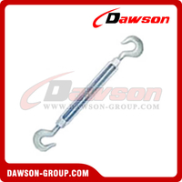 US Type Drop Turnged Turnbuckle Hook & Hook
