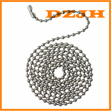 Weldless bead chain