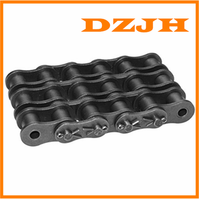 Triple Strand Cottered Roller Chain