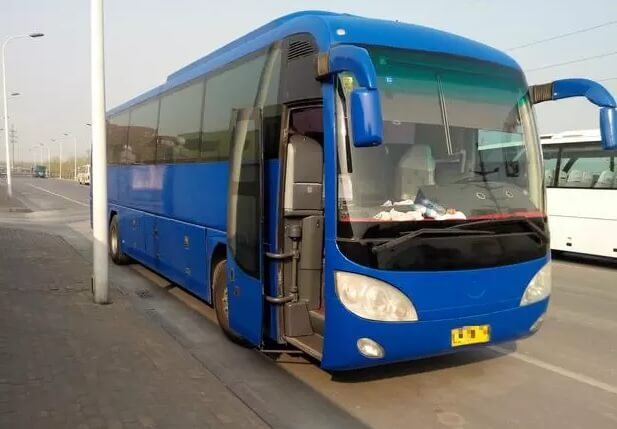 5 YUTONG SECOND-HAND BUSES to GHANA price