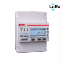 EM415-Mod-WL 10(100)A 128*64 pixel Graphic display single phase energy meter with LoRa wireless communication