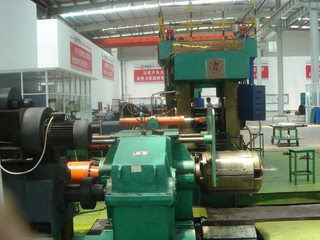 rolling machine for stainless steel
