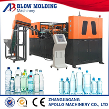 full automatic 4 cavities pet bottle blow molding machine