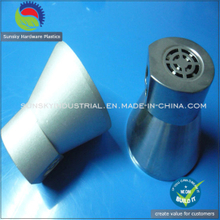 OEM Aluminium Die Casting for LED Spotlight Fixture Base Cover