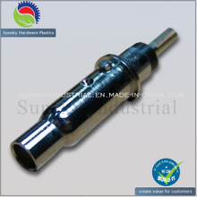 CNC Turned Chrome Plating Parts for Axle Shaft (ST13135)