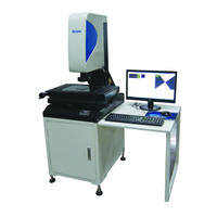 JVB-ET Series of Semi-automatic Touch Probe Video Measuring Machine