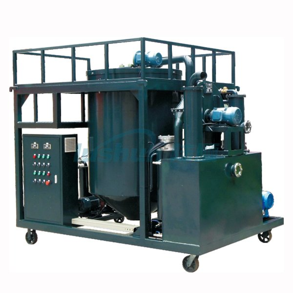 ZLE Series Waste Oil Decolorization And Purified Regeneration Multifunctional Machine