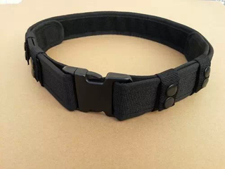 Heavy Duty Police Anti Snatch Duty Belt