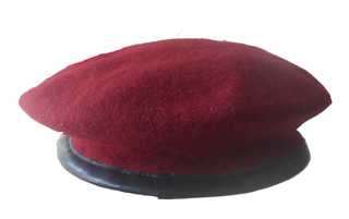 High Quality Army and Military Wool Beret