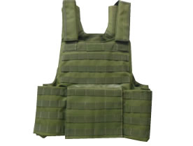 Military Tactical Molle Entry Vest