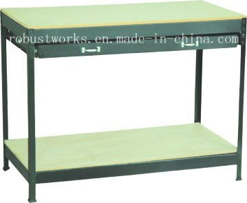 Work Bench with Single Drawer (WB003)
