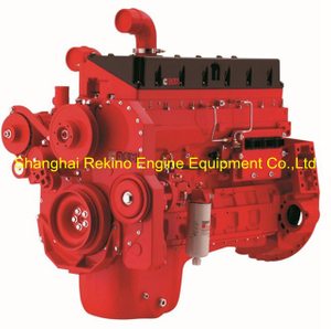 XCEC Cummins ISME vehicle diesel engine motor for truck bus (345-420HP)