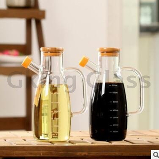 Glass Oil Bottle-GB09003