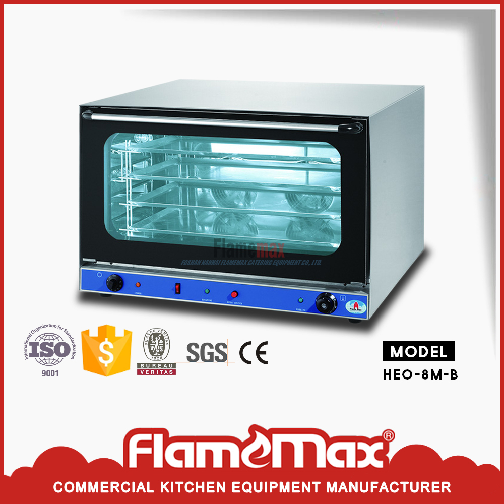 HEO-8M-B Digital Electric Commerical Convection Oven with factory ...