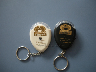 Beverage Household Items Personalized Logo Promotional Whistle Key Finder