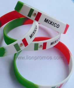 FIFA World Cup Football Game Marketing Souvenir Gift Silicone Wrist Band