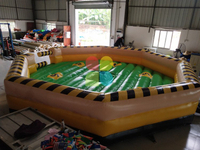 Outdoor Commercial Large Inflatable Mechanical Bull Games for Sale