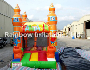 RB1052(2.4x3.4m)Inflatable Attraction Unique Children Indoor Bouncy