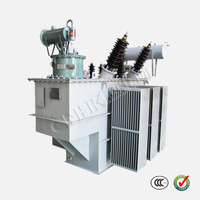 35kv Three Phase Oil Immersed Power Transformer