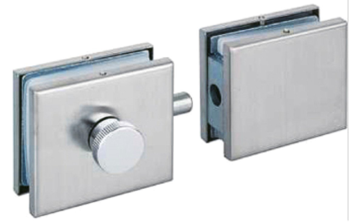Glass Door Bolt Lock (FS-252)
