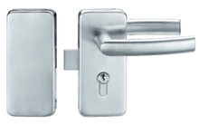 Glass Door Lock/Glass Lock