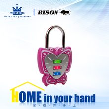 Zinc Alloy Combination Padlock WA314-2