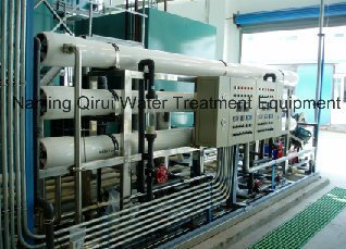 Double Pass Reverse Osmosis System With Pretreatment Unit