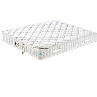 Rolling Spring Mattress with Fire Cotton and Memory Foam (YF-M139)
