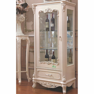 Wine Cellaret and Cabinet with Wine Racks for Home Furniture