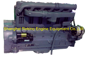 F6L914 Air cooled diesel engine motor for construction machinery
