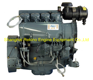 Deutz F4L912 Air cooled diesel engine motor for construction machinery