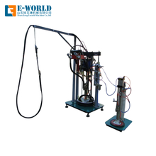 Pneumatic Silicone extruder machine