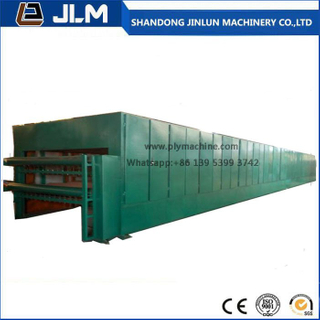 Plywood Core Veneer Roller Dryer Machine for Core Veneer
