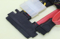 SATA Data Cable 7+15 Pin Style No. SATA-011