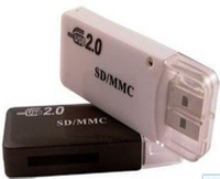 USB SD/MMC Card Reader Style No. Cr-182